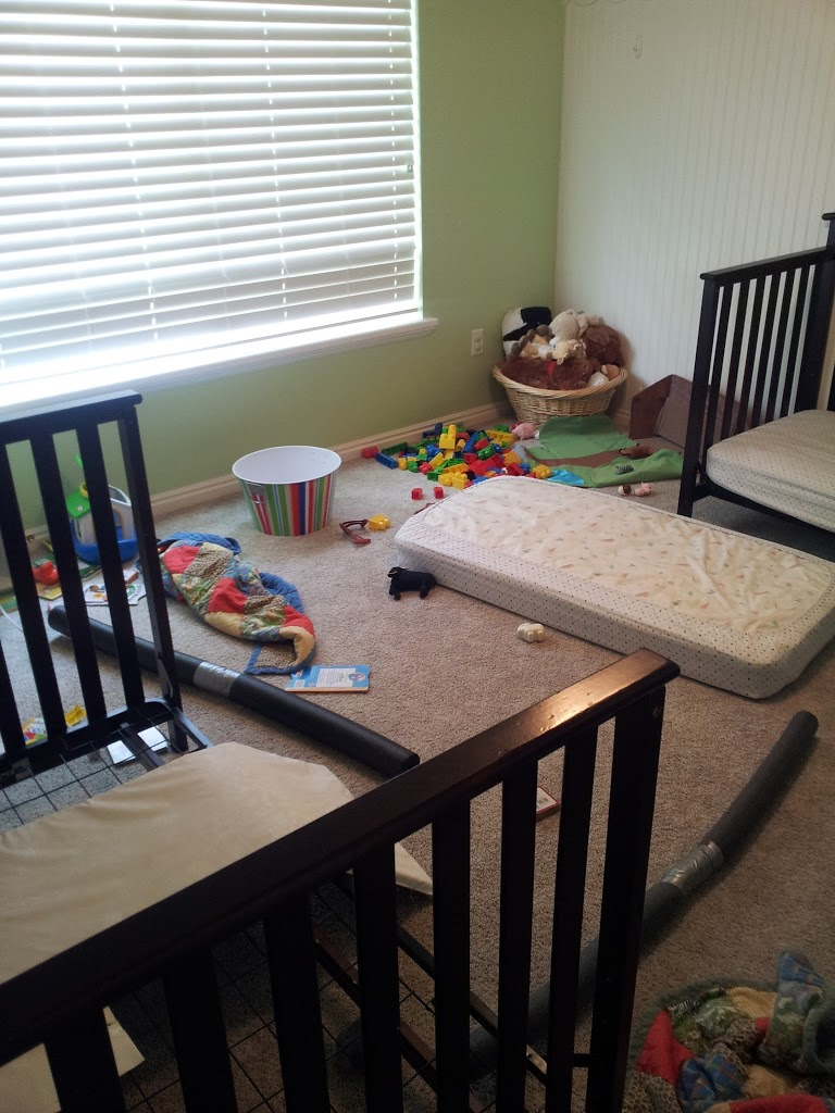 Tuesdays In Twinland Toddler Bed