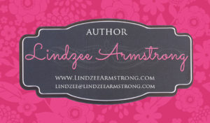 business card Lindzee_front