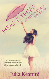 Heart Thief Cover for Ebook