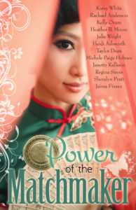 Power of the Matchmaker FINAL ebook cover LARGE